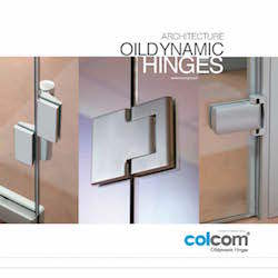 Colcom_Architecture_Oildynamic_Hinges_front_page